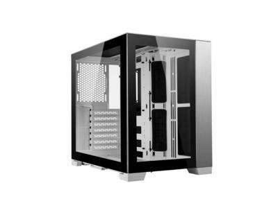 LIAN LI PC-O11 Mini-X Dynamic Tempered Glass Case