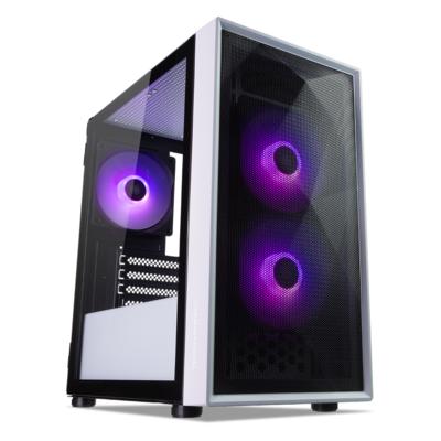 Tecware Forge M2 ARGB MATX TG Gaming Case ( Free 3x 120mm ARGB Fans )