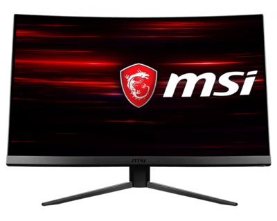 """MSI Optix MAG241C Curved Gaming display 23.6"""" (1500R) FHD 144Hz AMD FreeSync 178° wide view angle Frameless design Gaming Monitor"""