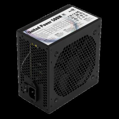 AEROCOOL UNITED POWER 500W 80 Plus White Power Supply