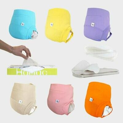 Kit de couches lavables - Coton - de la marque Hamac