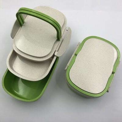 Bento Japonais Lunch Box en fibres de bambou