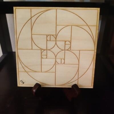 Golden Ratio Board