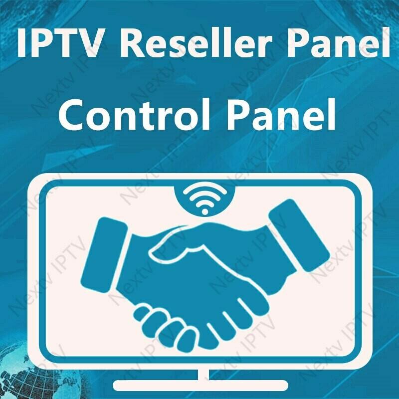 Reseller IPTV Panel (60 Credits)