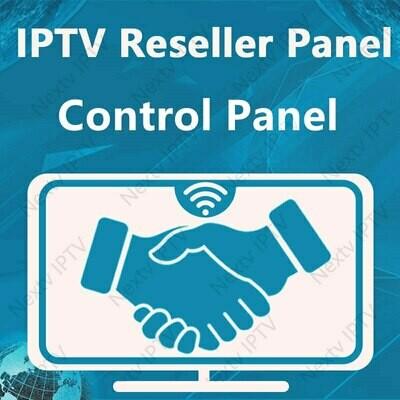 Reseller IPTV Panel (30 Credits)