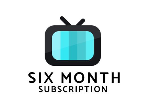Premium IPTV 6 Months