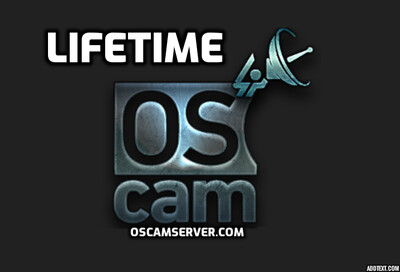 Oscam Lifetime