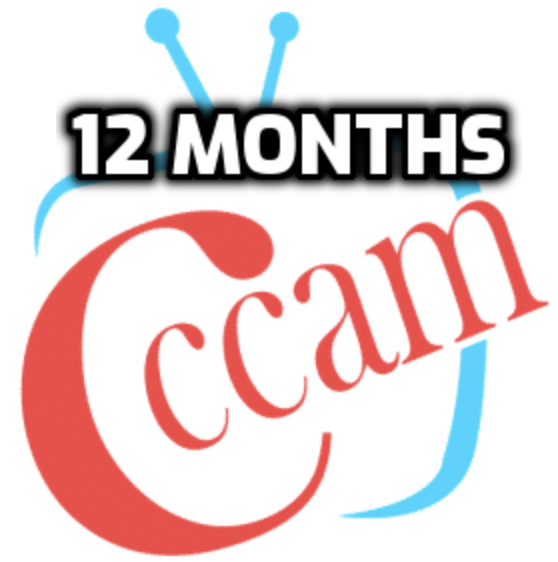 CCcam Server 12 Months