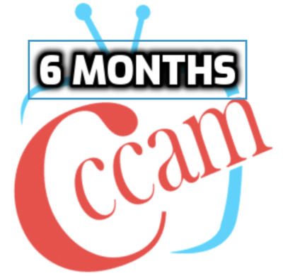 CCcam Server 6 Months