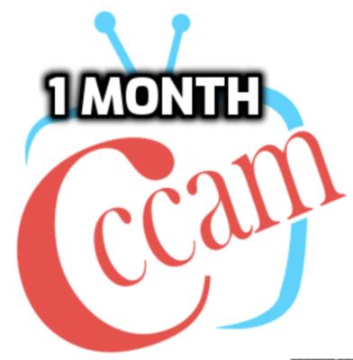 CCcam Server 1 Month