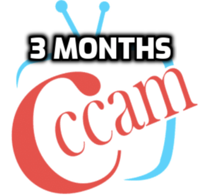 CCcam Server 3 Months