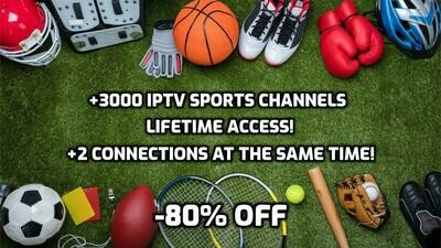 IPTV Sport Events Lifetime (FUHD)