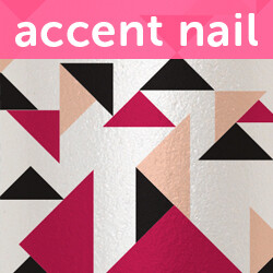 Accent Nail Shape up