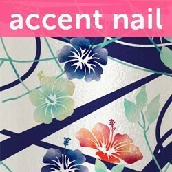 Accent Nail In Paradise