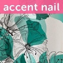 Accent Nail Budding Romance