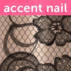 Accent Nail Runway Ready