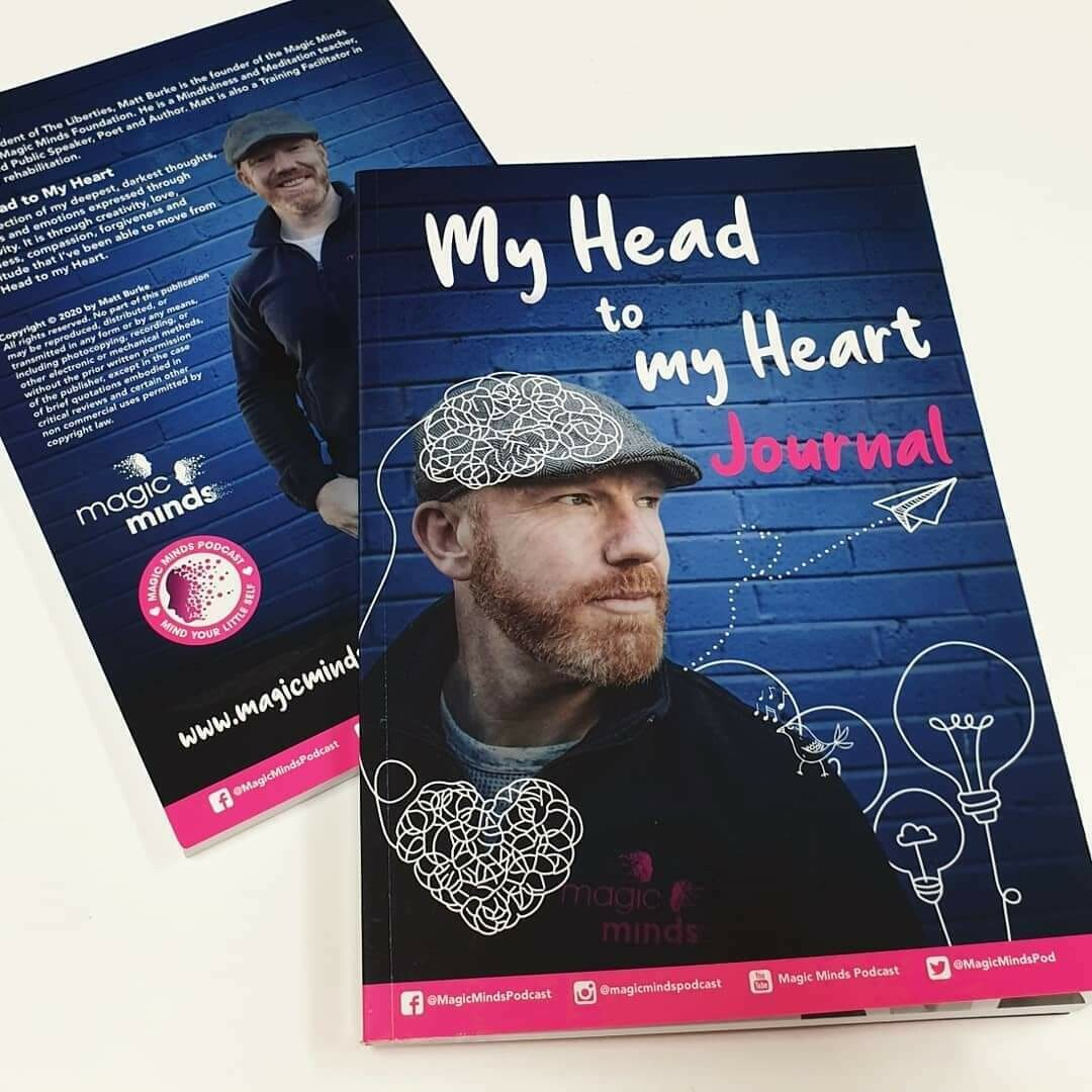 My Head to my Heart Journal