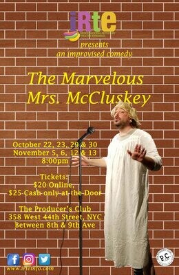 The Marvelous Mrs. McCluskey