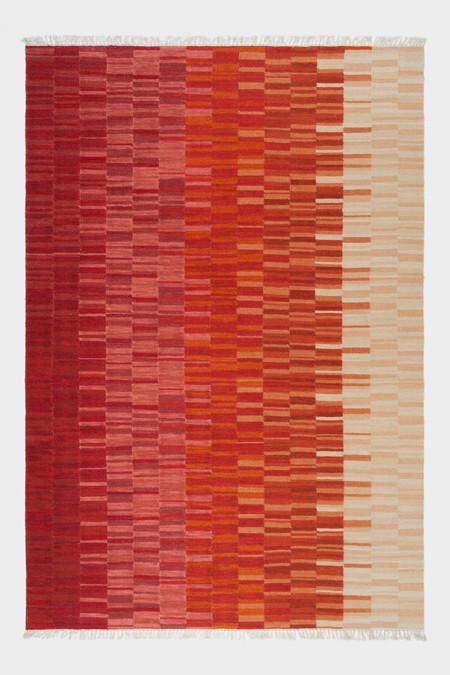 Rainbow red Kelim size 300 x 200 Final Reduction