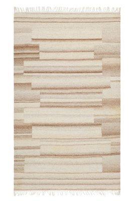 Indian Kelim Natural tones 150 x 90 Final Reduction