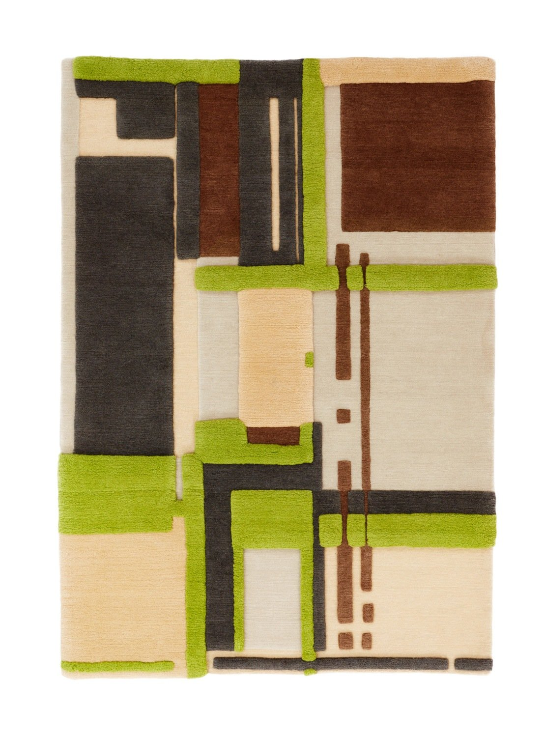 Nepalese rug  Blocks with texture size 180 X 120 Final Reduction