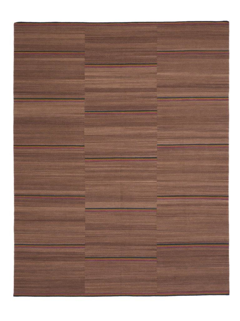 Gelim Beige Stripe 240 x 170 Final Reduction
