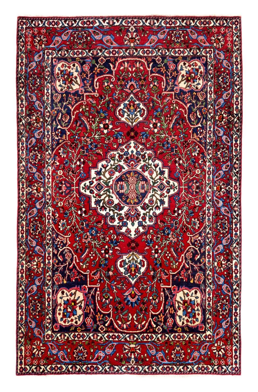 Old Bakhtiari rug size 2.06 x 1.47 Final Reduction