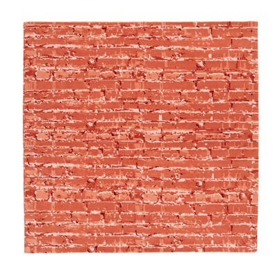 Nepalese brick wall design size 170 x 170 - Final Reduction