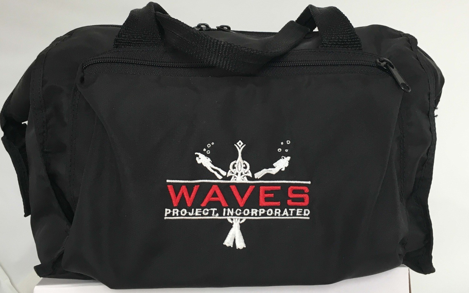 WAVES Wide Mouth Bag