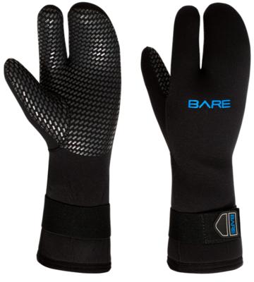BARE 7mm Three-Finger Mitt