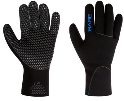 BARE 3mm Gloves
