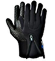 H2Odyssey Ultrazip 3mm Gloves