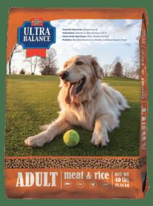 Ultra Adult Dog Food 5lb