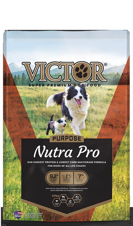 Victor Purpose Nutra Pro 40lb (Rust)