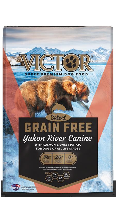 Victor Yukon River Dog GF 30#(Orange)
