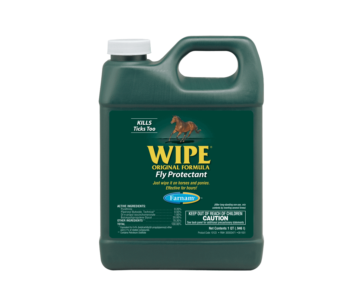 Wipe Fly Protectant 1qt