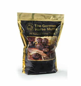 German Horse Muffins 6lb