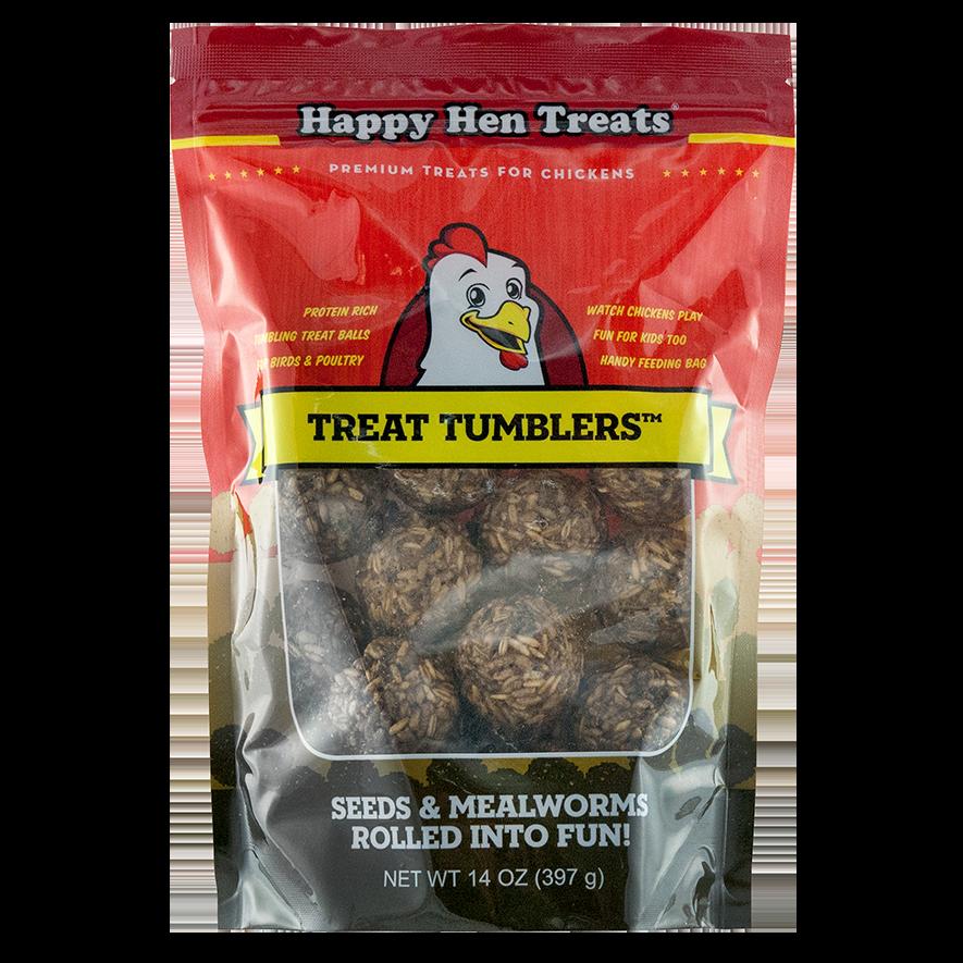 Happy Hen Treat Tumbler 14oz