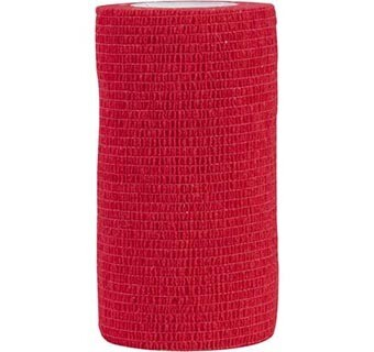 Flex Wrap No-Chew Red