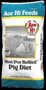 Pot Bellied Pig 25Lbs