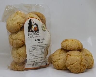 Biscotti Amaretti morbidi