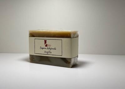 Sapone Artigianale Argilla Vegan ok 100 Gr.