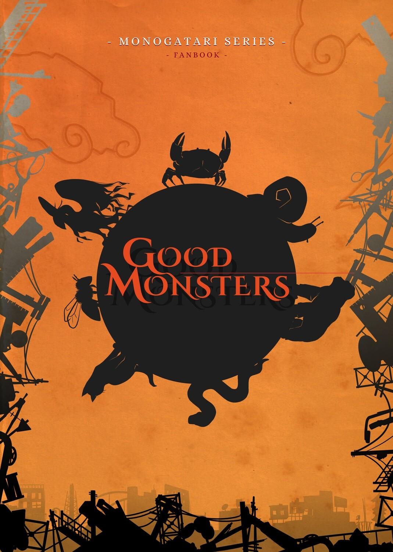 Fanbook Monogatari 'GOOD MONSTERS' [Édition Physique]