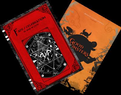 Pack Fanbooks 2019 : Fate + Monogatari [Édition Physique]