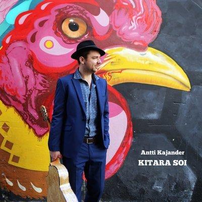 Antti Kajander - Kitara Soi - CD