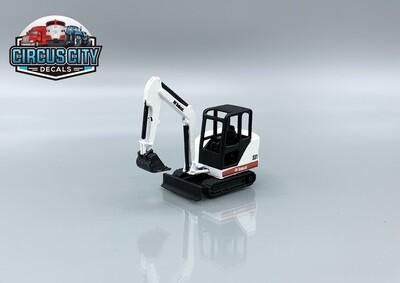 Mini Excavator Bobcat 331 HO Scale Model Kit (QTY 2)