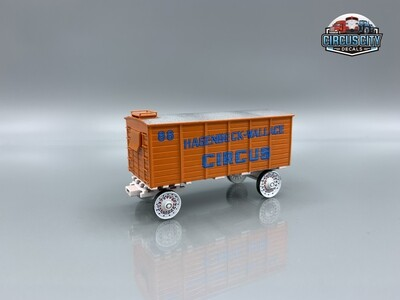 Hagenbeck Wallace Circus Wagon #88 Kit O Scale