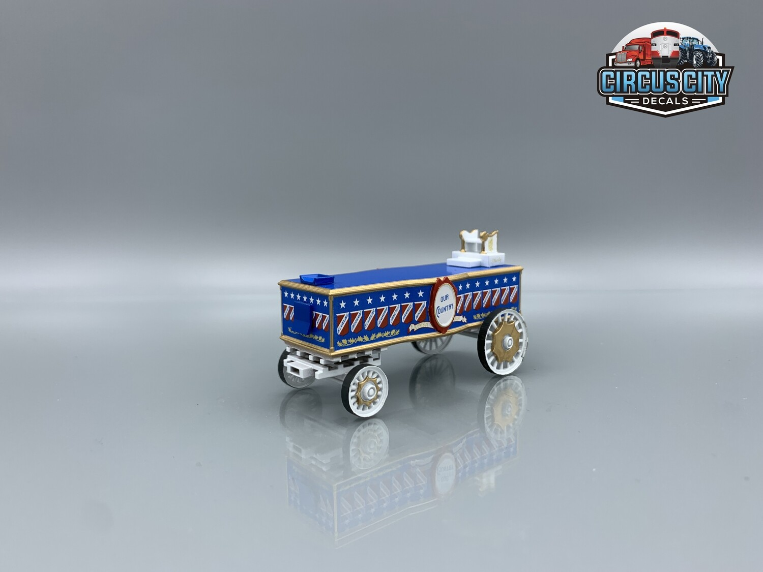 Our Country Wagon Kit HO Scale