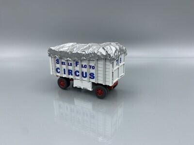 Sells Floto #76 Wagon Built-Up HO Scale