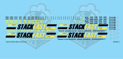 StackFast Intermodal Containers